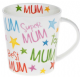 Boxed Fine China Mug Super Mum - Mother's Day LP33148
